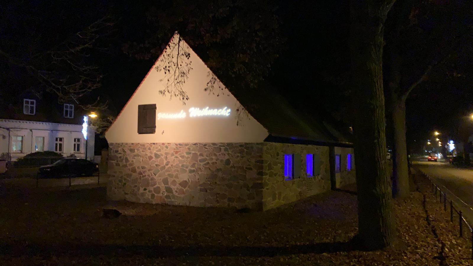 Ziethener Lichterglanz: Tagelöhnerhaus